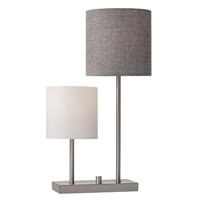 Adesso Table Lamp 26in Steel (1530-22)