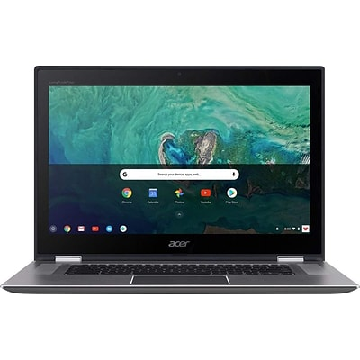 Acer Chromebook Spin 15 CP315-1H-P1K8 15.6 Refurbished, Intel Pentium, 4GB Memory, Google Chrome (NX.GWGAA.001)