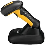 Adesso NUSCAN 4100B Bluetooth® Waterproof Barcode Scanner