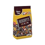 Hersheys Miniatures Party Bag Chocolate, Assorted, 40 Oz. (HEC21553)