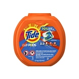 Tide Original Detergent Pods, 72/Pack (93043)
