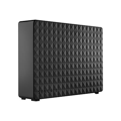 Seagate Expansion Desktop 3TB USB 3.0 External Hard Drive, Black (STEB3000100)