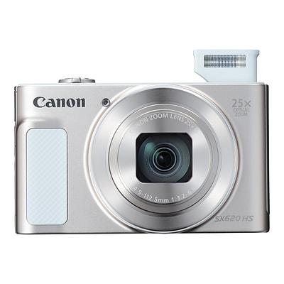 Canon PowerShot SX620 HS 20 Megapixels Point & Shoot Camera, 25x Zoom,  Silver