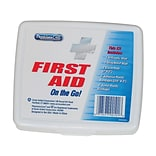 First Aid Only 13 pc. First Aid Kit for 1 Person (90101)