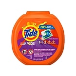 Tide PODS Liquid Laundry Detergent Pacs, Spring Meadow, 72 count (50978)