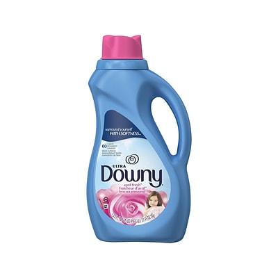 Downy April Fresh Liquid Fabric Conditioner Fabric Softener 51 Fl Oz 60 Loads 35762 Quill Com
