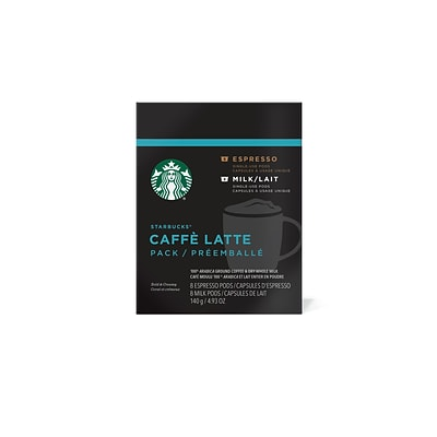 Verismo Caffe Latte Pack 80 ct (011060907)