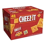 Cheez-It Crackers, Original, 1.5 oz., 45/Carton (71717)