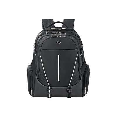 Solo New York Force Collection Rival Backpack, Black (ACV700-4)