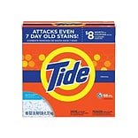 Tide Powder Laundry Detergent, Original, 68 loads, 95 oz (84997)