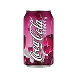 Coca-Cola Cherry Soda, 12 Oz., 24/Carton (49000031034)