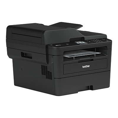 Brother MFC-L2750DW XL USB, Wireless, Network Ready Black & White Laser All-In-One Printer