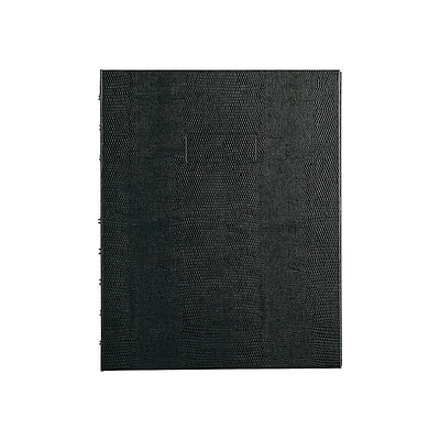 Undated Blueline 9.25H x 7.25W Planner, NotePro, Black (A29C.81)