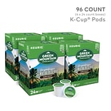 Green Mountain Sumatra Reserve Coffee, Keurig® K-Cup® Pods, Dark Roast, 96/Carton (GMT4060CT)