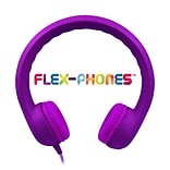 HamiltonBuhl KIDS-GRN FlexPhones Purple