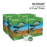 Green Mountain Kenya Highlands Coffee, Keurig® K-Cup® Pods, Medium Roast, 96/Carton (40576)
