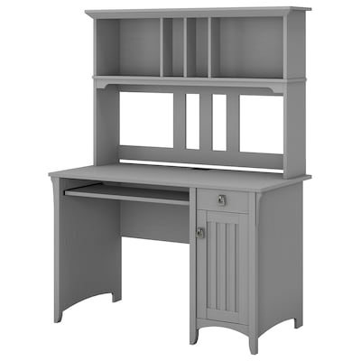 Advantages Of White Desk Hutch Furnishings SmartBuy purchases can benefit in savings and larger pack sizes.