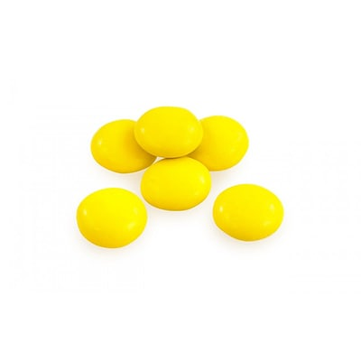 Yellow Milk Chocolate Gems, 2 lbs