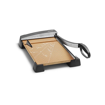 X-ACTO 15 Guillotine Trimmer, Maple/Black (26315)