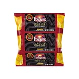 Folgers Black Silk Filter Packs Coffee, Dark Roast, 40/Carton (SMU00016)