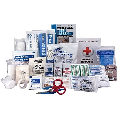 First Aid Only 183 pc. First Aid Kit for 50 People (90617)