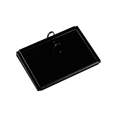 AT-A-GLANCE 19-Style Desk Base for 3.75H x 3W Refills, Black (E19-00)