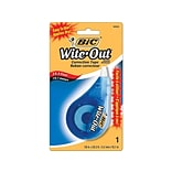 BIC Wite-Out EZ Correct Correction Tape, White (50523)