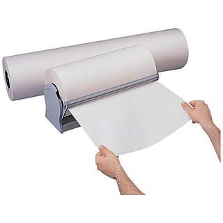 SI Products Newsprint Roll, 30 lbs., 24 x 1200, White (C3130240ST)