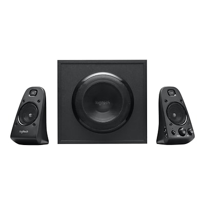 Logitech Wired Speaker System with Subwoofer (Z623)