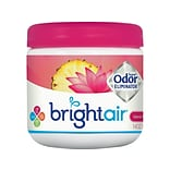 Bright Air Super Odor Eliminator Solid Air Freshener, Island Nectar & Pineapple (900114)