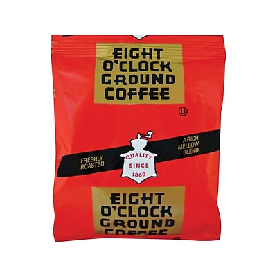 Eight OClock Original Blend Fraction Packs Coffee, Medium Roast, 42/Carton (COF320820)