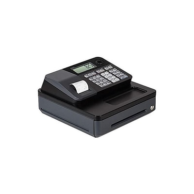 Casio SE-S700 Cash Register, Black