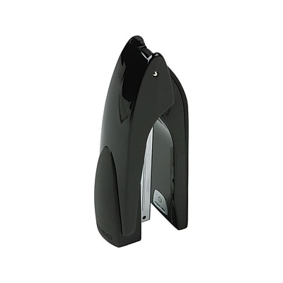 Bostitch Executive Stand Up Desktop Stapler, Full-Strip Capacity, Black (B3000-BLK)