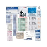 First Aid Only 106 pc. First Aid Kit for 25 People (223-REFILL)