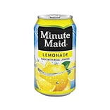 Minute Maid Lemonade Juice, 12 oz., 24/Carton (00025000058387)