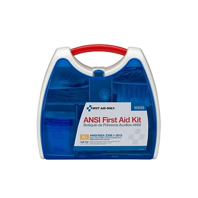 First Aid Only ReadyCare 238 pc. First Aid Kit for 50 People (90698)