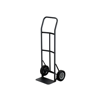 Safco Tuff Truck Hand Cart, 400 lbs., Black (4069)