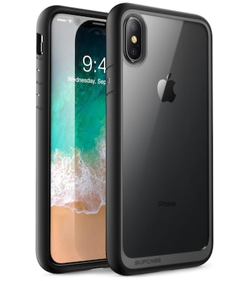SUPCase UBStyle Black for iPhone XS (S-IPX5.8-UBS-BK)