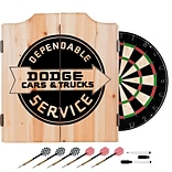 Dodge Dart Cabinet Set with Darts and Board - Dodge Service
