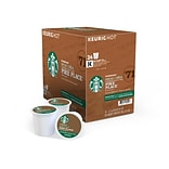 Starbucks Pike Place Decaf Coffee, Keurig® K-Cup® Pods, Medium Roast, 24/Box (9573)