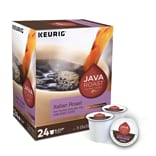 Java Roast Italian Roast Coffee, Keurig® K-Cup® Pods, Dark Roast, 24/Box (55238)