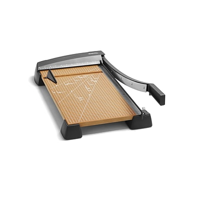 X-ACTO 18 Guillotine Trimmer, Maple/Black (26358)
