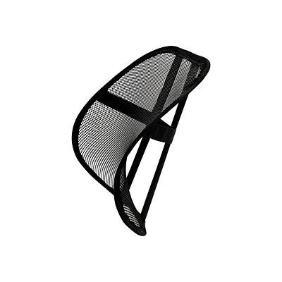 Fellowes Office Suites Mesh Back Support, Black (8036501)