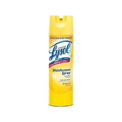 Lysol Professional Brand III Cleaner Disinfectant, Original, 19 Oz. (3624104650)