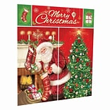Amscan Magical Christmas Scene Setter Kit, 3/Pack, 5 Per Pack (670203)