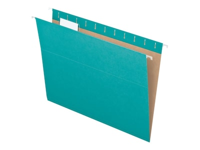 25/BX Pendaflex Recycled Hanging Folders 1/5 Cut Orange 81607 ...