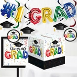 Creative Converting #1 Grad Decorations Kit (DTC3878E1A)