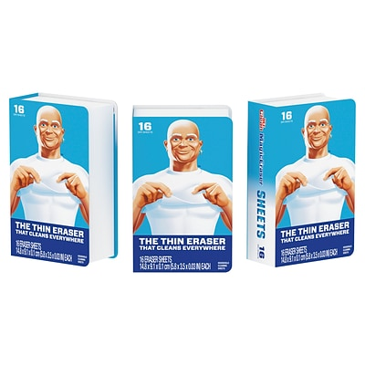 Mr Clean, Magic Eraser Sheets, Original, 16/Pack (90618)