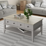 Altra Newport Coffee Table, Sharkey Grey (3597319PCOM)