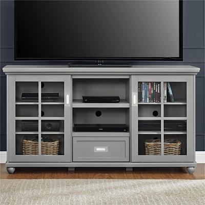 Altra Aaron Lane 55 TV Stand, Gray (1782196PCOM)